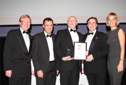 THAMES GATEWAY BEST NEW BUSINESS WINNER 2009